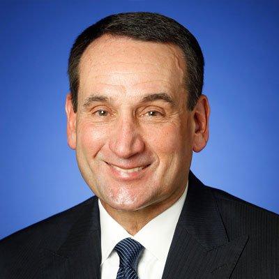 """Mike """"Coach K"""" Krzyzewski"""